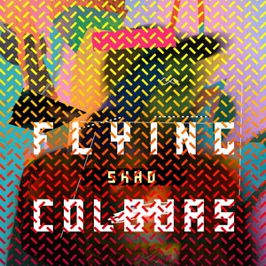 Album cover for flying colours by Shad