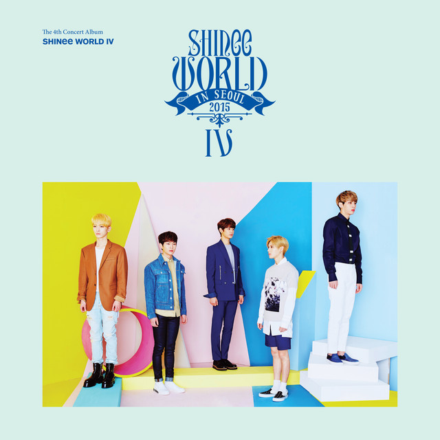 SHINee WORLD IV – The 4th Concert Album