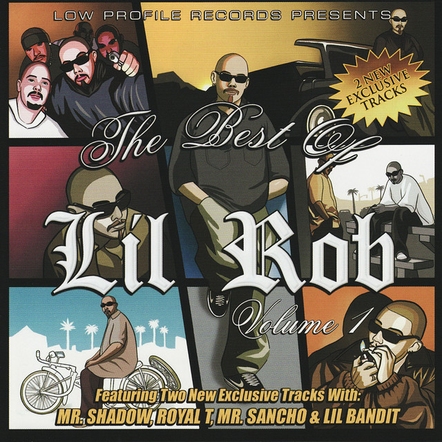 The Best of Lil Rob, Vol. 1