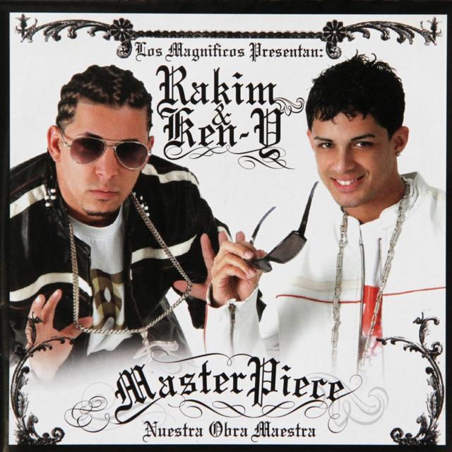 Album cover for Masterpiece: Nuestra Obra Maestra by R.K.M & Ken-Y