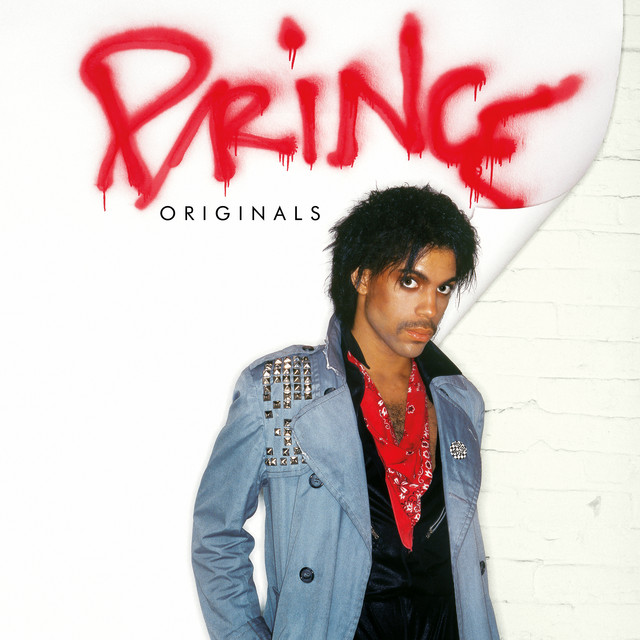 Skivomslag för Prince: Originals