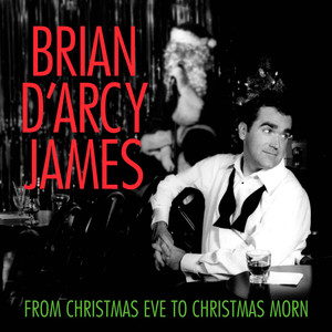 Brian d'Arcy James White Christmas cover
