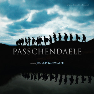 Passchendaele Albumcover