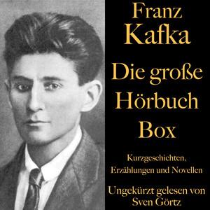 Franz Kafka: Die große Hörbuch Box (Kurzgeschichten, Erzählungen und Novellen) Audiobook