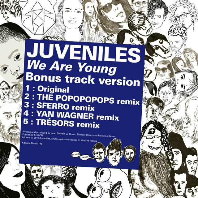 Kitsuné: We Are Young (Bonus Track Version)