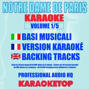 Notre Dame De Paris, Vol. 1/5 (Karaoke Version) album