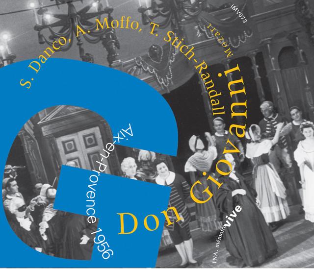Don Giovanni (Intégrale) Albumcover