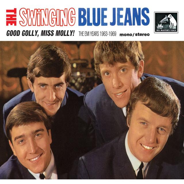 Site blue jean swinging