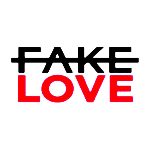 Fake Love On Spotify