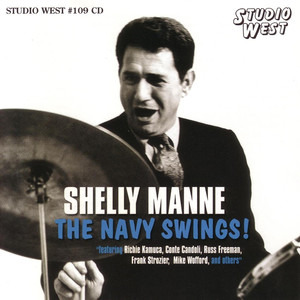 Shelly Manne Here's That Rainy Day cover