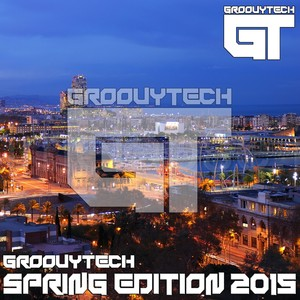 Groovytech Spring Edition 2015 Albumcover