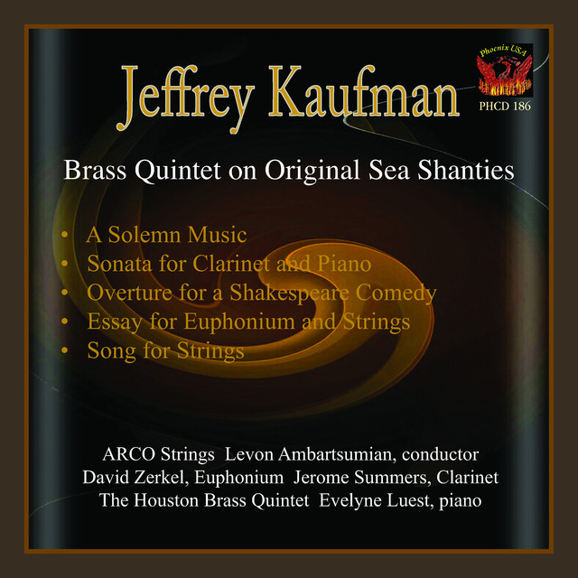 Overture For A Shakespeare Comedy, a song by Jeffrey Kaufman