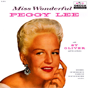 Peggy Lee They Con't That Away From Me cover