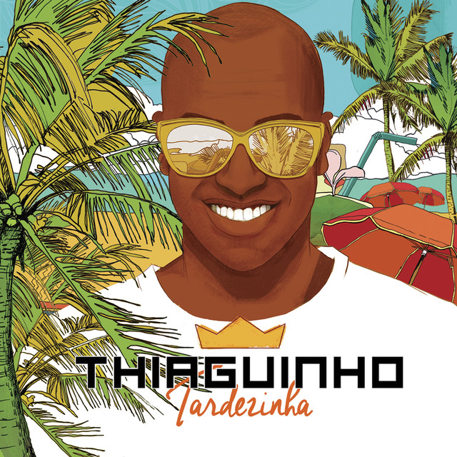 Album cover for Tardezinha - Ao Vivo by Thiaguinho