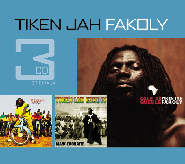 Plus Rien Ne M'étonne, A Song By Tiken Jah Fakoly On Spotify