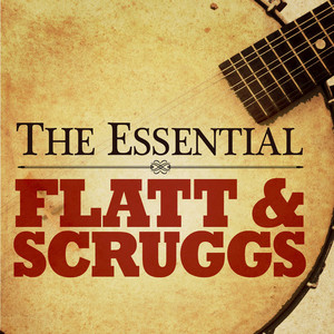 Lester Flatt & Earl Scruggs, Scruggs, Flat T Old Salty Dog Blues cover