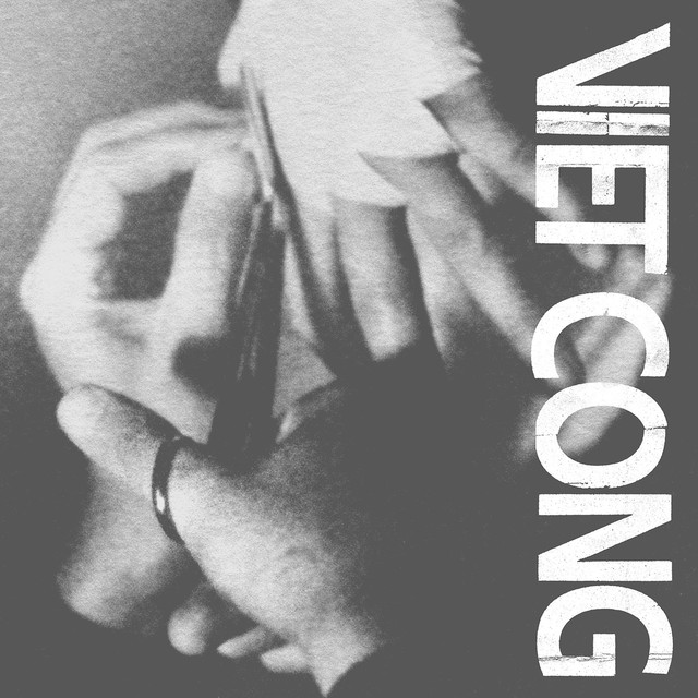 Album cover for Viet Cong by Viet Cong