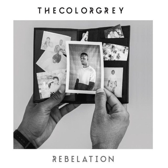 Album cover for REBELATION by TheColorGrey
