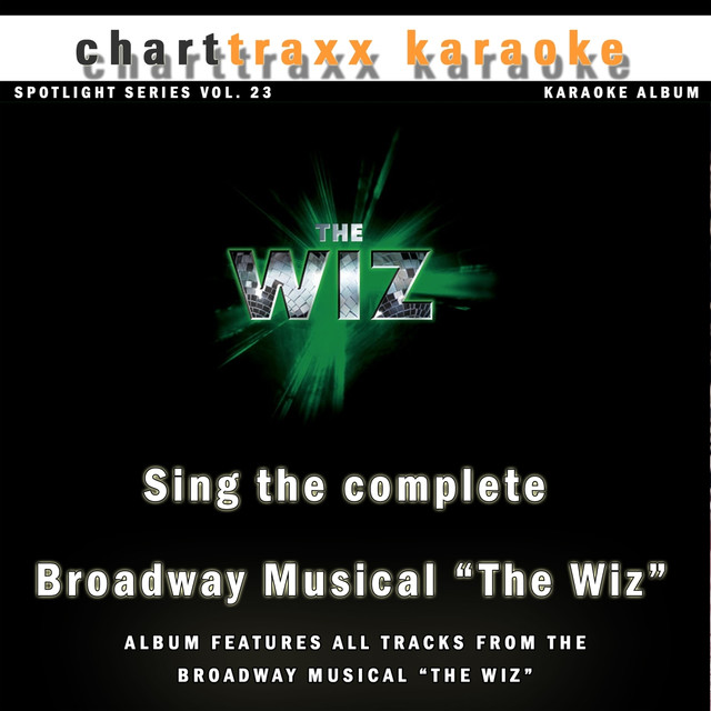 he s the wiz karaoke version in the style of the musical the wiz