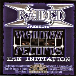 The Initiation Albumcover