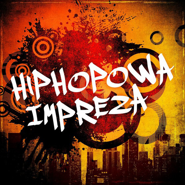 Various Artists Hiphopowa impreza album cover
