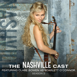Clare Bowen As Scarlett O'Connor, Season 2 - Nashville Cast
