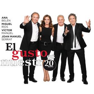 Ana Belén, Miguel Ríos, Víctor Manuel, Joan Manuel Serrat Esos Locos Bajitos (Directo Gira 2016) cover