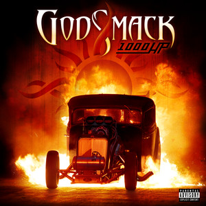 Godsmack Something Different cover