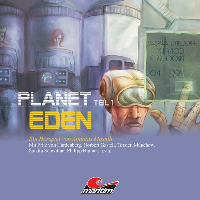 Planet Eden, Teil 1 Cover
