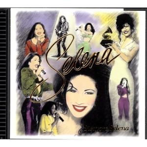 Siempre Selena Albumcover