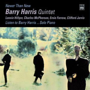 Listen to Barry Harris... Solo Piano album