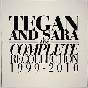 Tegan and Sara Don't Rush cover