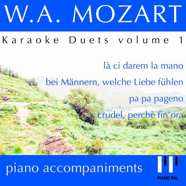 Karaoke Tracks: Mozart Duets, Vol  1 (Piano Accompaniments by