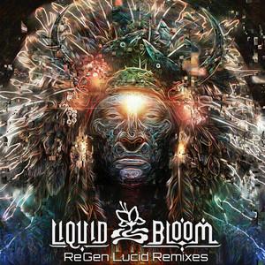Pochette de l'album ReGen Lucid Remixes