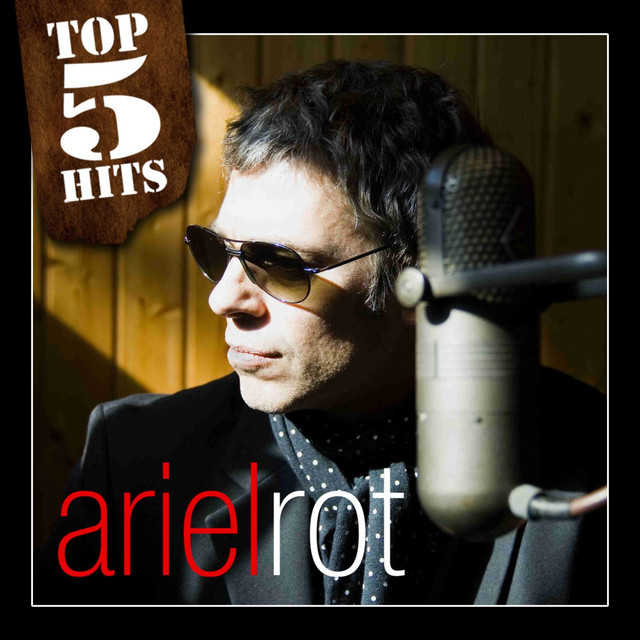 Ariel Rot TOP5HITS Ariel Rot album cover