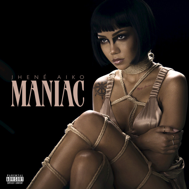Jhené Aiko Maniac album cover