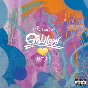 Travie McCoy Sia Golden cover