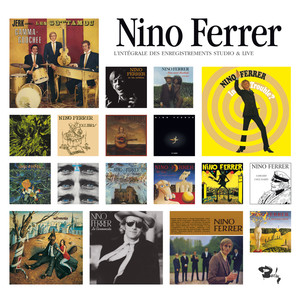 Nino Ferrer C'Est Irréparable cover
