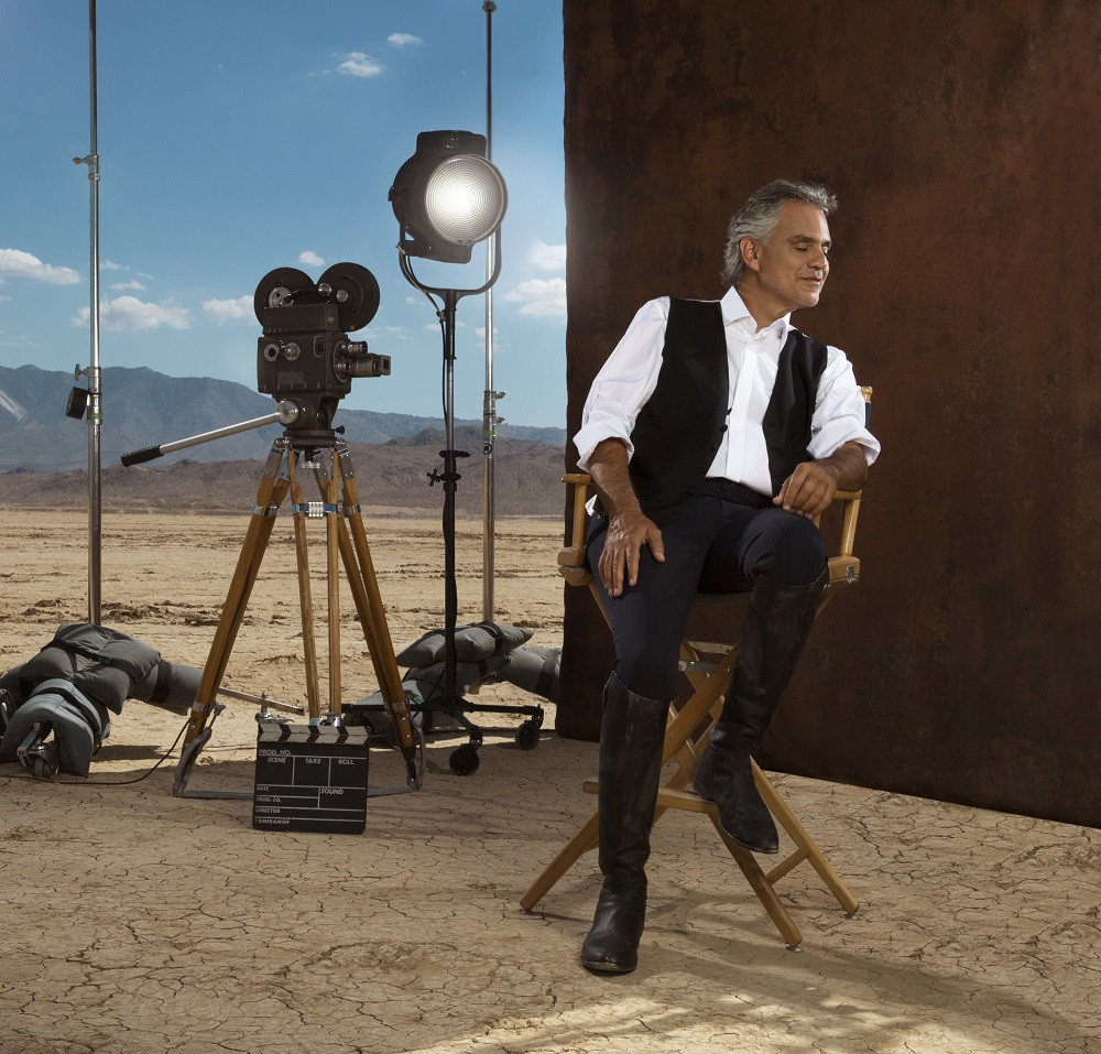 Andrea Bocelli upcoming events