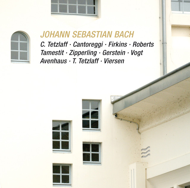 Johann Sebastian Bach: Brandenburg Concerto No. 6 - Viola da Gamba Sonata - Trio Sonata - Violin Sonata in F Minor (Live) Albumcover
