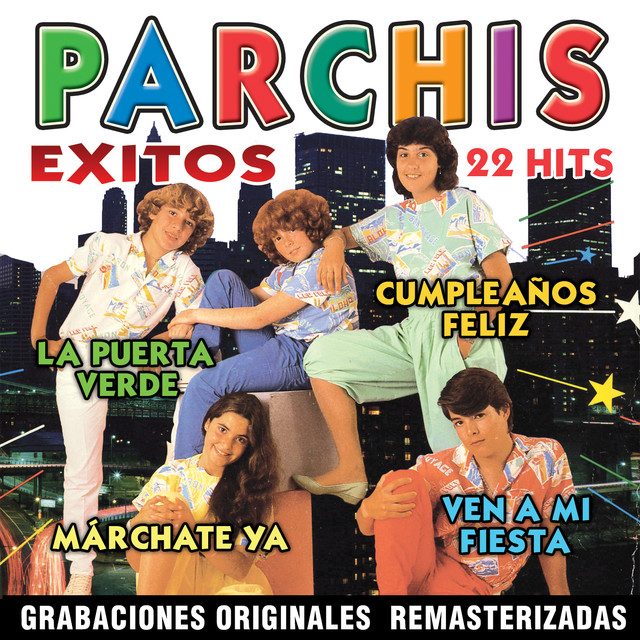 Cumpleanos Feliz Spanish Children Song A Song By Parchis On Spotify