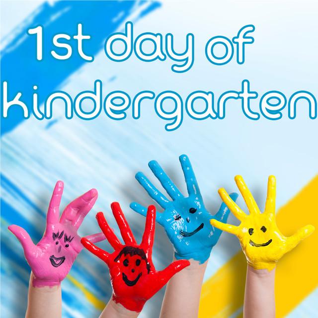 1st Day of Kindergarten Albumcover