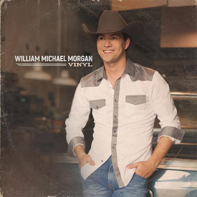 Album cover for Vinyl by William Michael Morgan