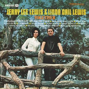 Jerry Lee Lewis, Linda Gail Lewis Jackson cover