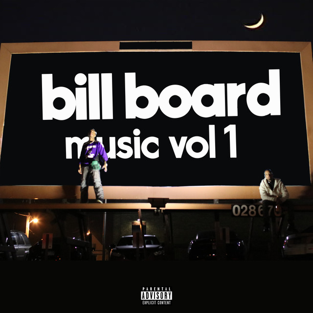 Album cover for Bill Board Music, Vol. 1 by Tha Rift, KenSoul