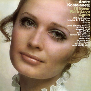 Rod McKuen, Andre Kostelanetz & His Orchestra and Chorus Jean cover