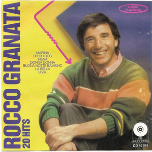 Rocco Granata - 20 HITS album