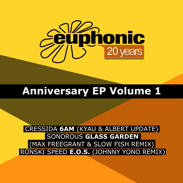 20 Years Euphonic, Vol. 1