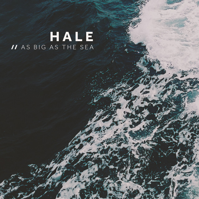 Album cover for As Big as the Sea by Hale