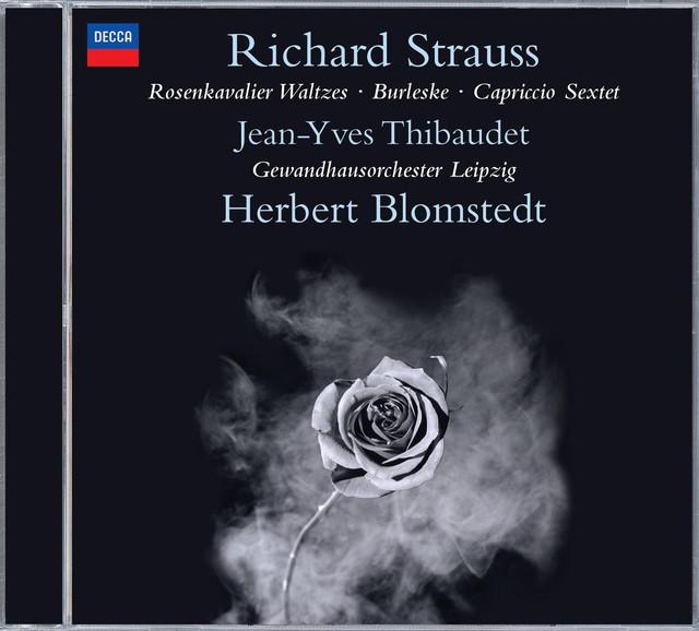 Strauss, R.: Rosenkavalier Waltzes, Burleske
